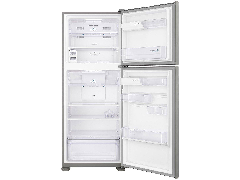 Refrigerador Electrolux Frost Free IF55S Inverter Top Freezer Platinum - 431L - 220v - 4