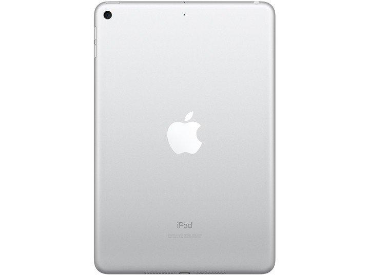 Foto 4 - iPad Mini Apple 256GB Prata 7,9 Retina - Proc. Chip A12 Câm. 8MP + Frontal 7MP iOS 12