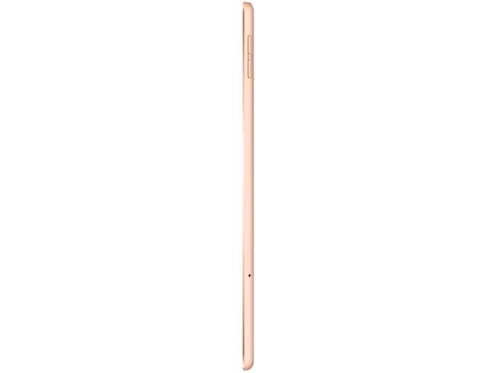 Foto 3 - iPad Mini Apple 4G 64GB Dourado 7,9 Retina - Proc. Chip A12 Câm. 8MP + Frontal 7MP iOS 12