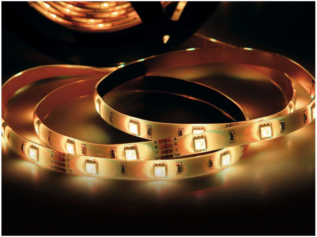 Fita de LED 3000K 2,5W Taschibra - 14040109-09 - 2