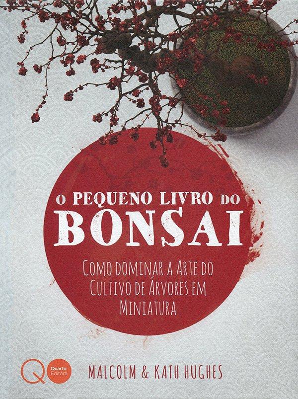 O pequeno livro do bonsai -