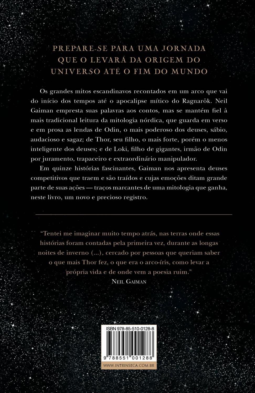 Mitologia Nórdica -  - 1