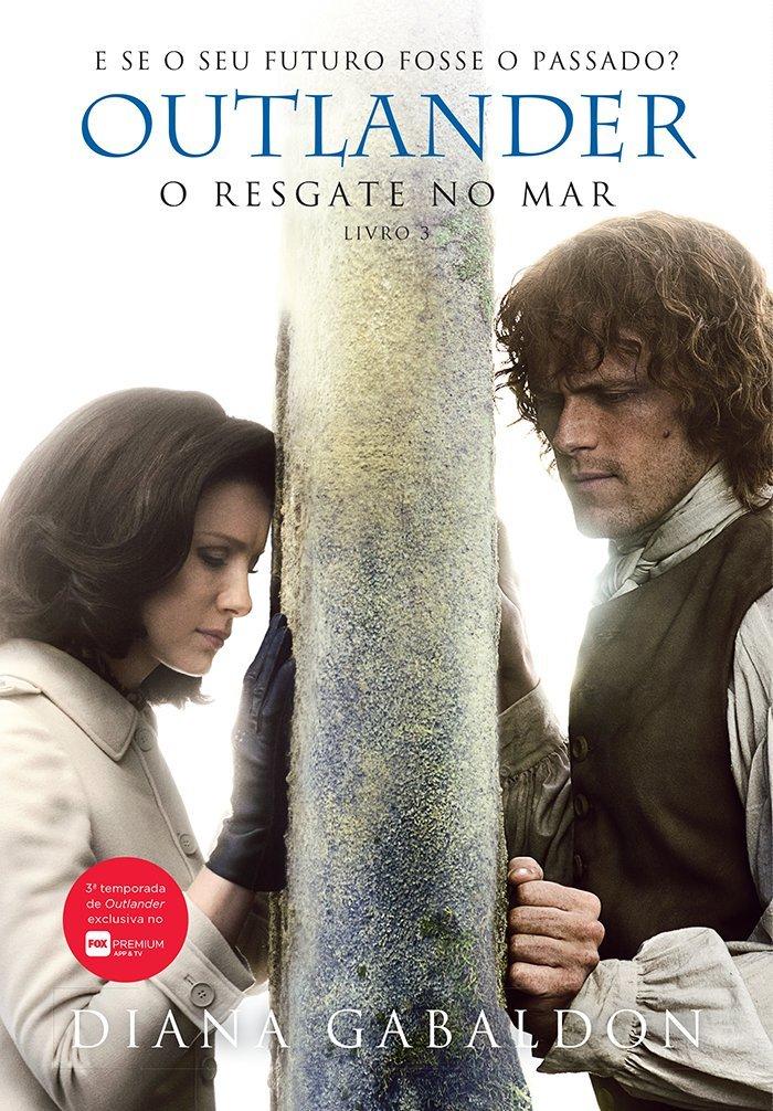 Outlander: o resgate no mar - Livro 3
