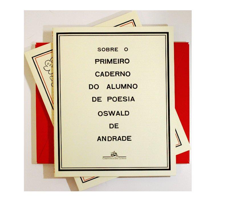 Foto 2 - Primeiro caderno do aluno de poesia -