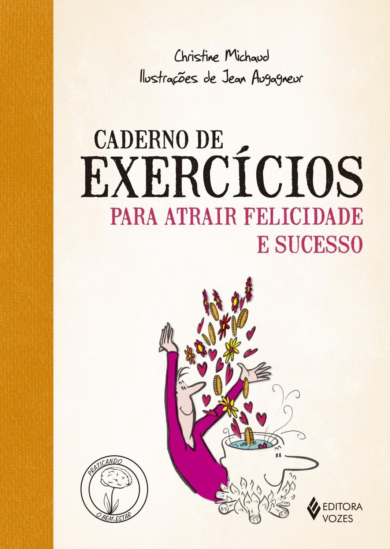 Foto 1 - Caderno de exercícios para atrair felicidade e suc -