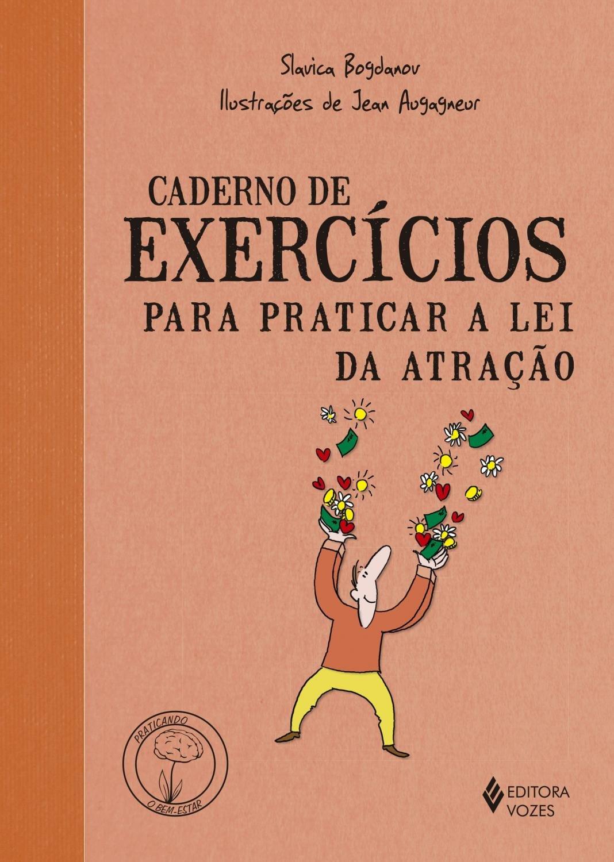 Foto 1 - Caderno de exercícios para praticar a lei da atraç -
