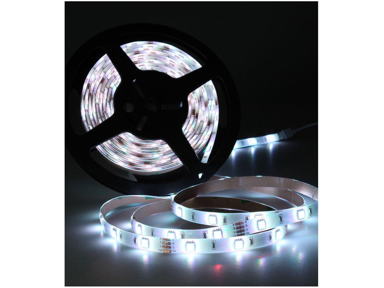Fita de LED Branco 3m 2,5W Taschibra - 14040109-01 - Bivolt