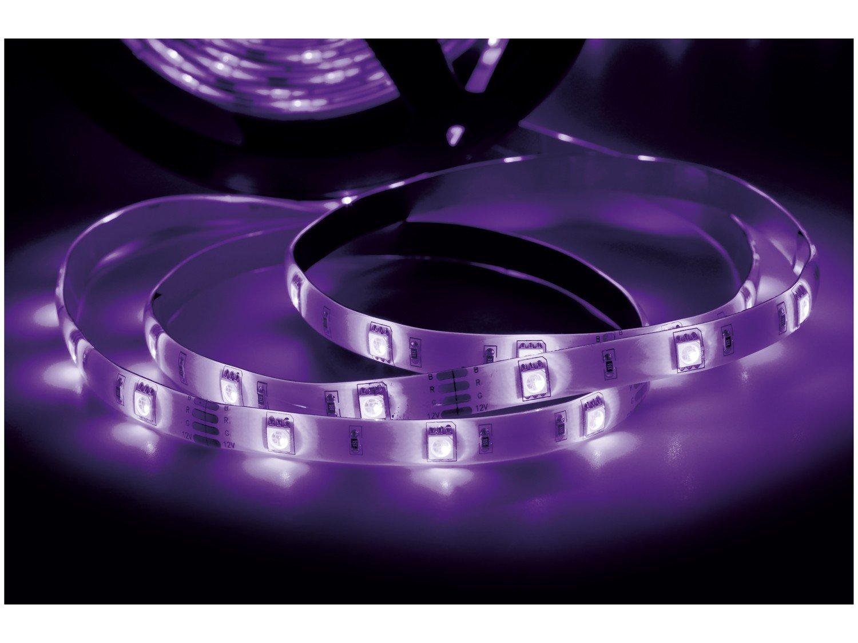Fita de LED Violeta 12V Taschibra - 14040100-12 - 2