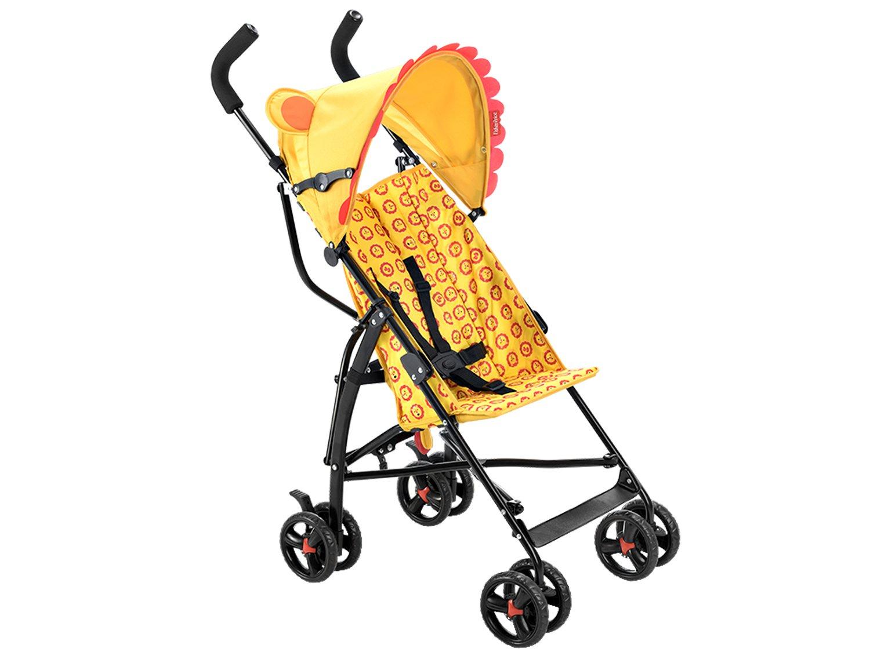 Carrinho de Bebê Fisher Price BB588 Boogie Leão - Amarelo