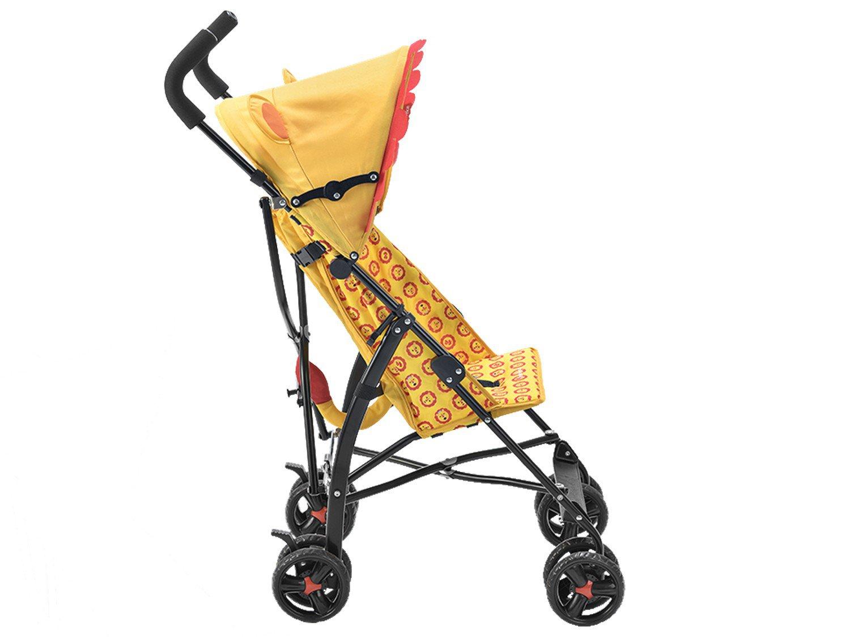 Carrinho de Bebê Fisher Price BB588 Boogie Leão - Amarelo - 4