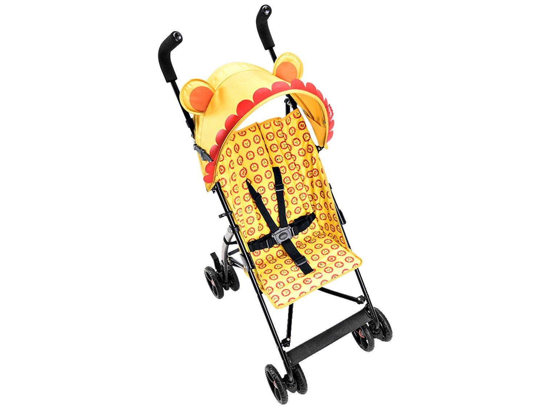 Carrinho de Bebê Fisher Price BB588 Boogie Leão - Amarelo - 12