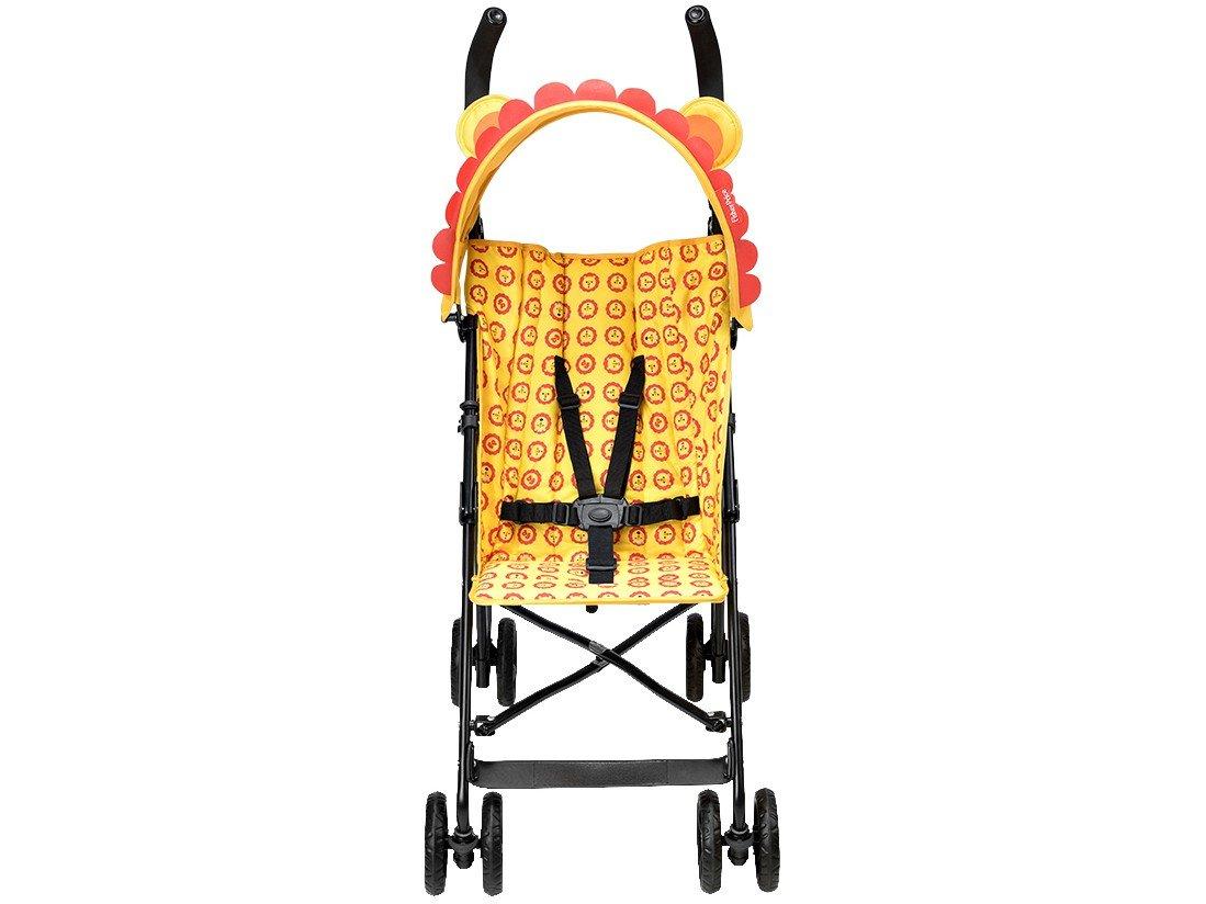 Carrinho de Bebê Fisher Price BB588 Boogie Leão - Amarelo - 13