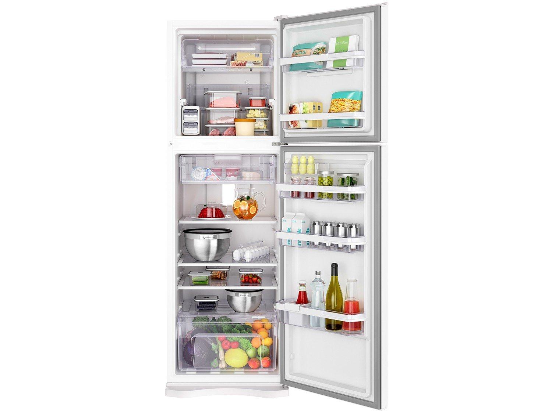 Refrigerador Electrolux DF44 com Prateleira Reversível Branco – 402L - 110v