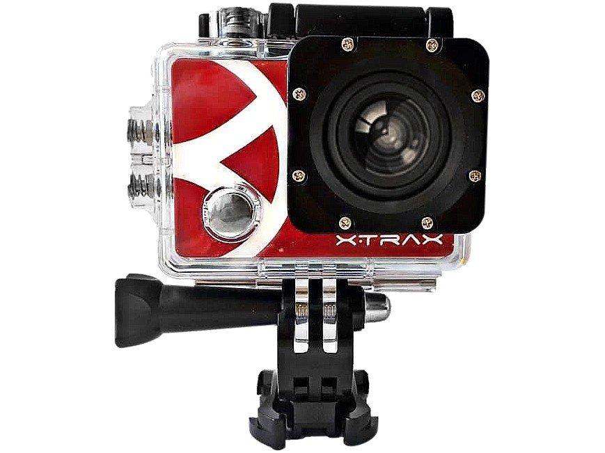 Câmera de Ação XTrax Smart 2 16MP Wi-Fi - Gravação 4K - Bivolt