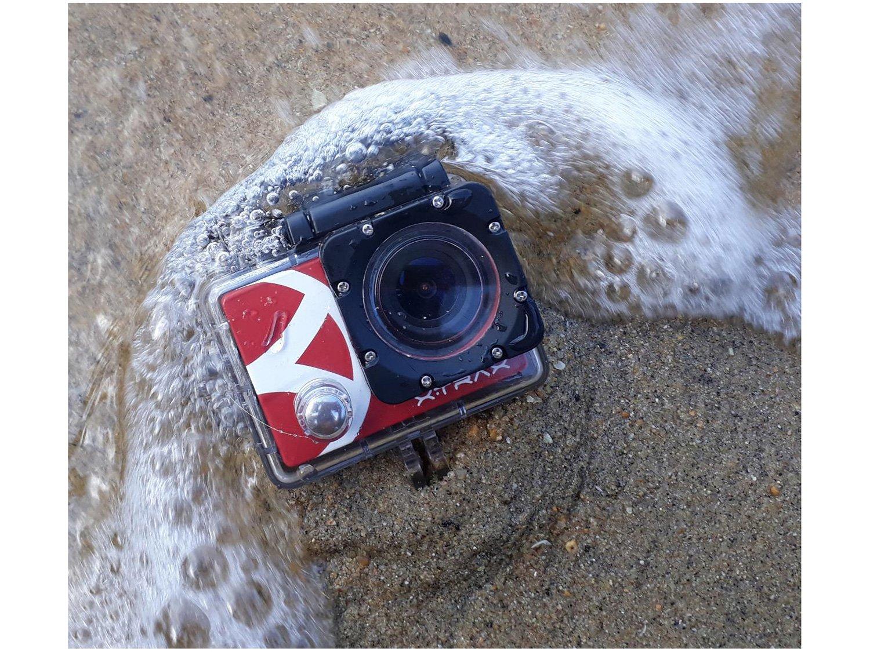 Câmera de Ação XTrax Smart 2 16MP Wi-Fi - Gravação 4K - Bivolt - 4