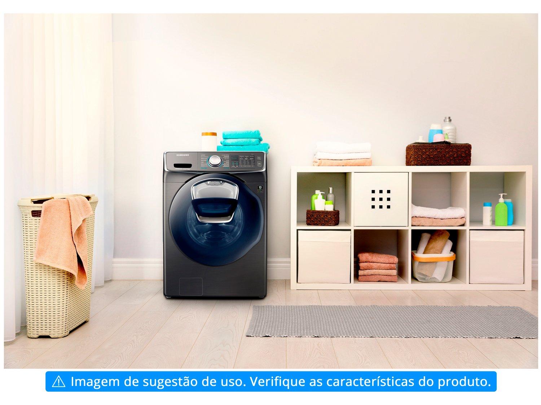 Lava e Seca Samsung 16kg Preto WD9500N - 13 Programas de Lavagem - 110 V - 11