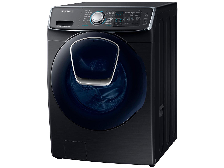 Lava e Seca Samsung 16kg Preto WD9500N - 13 Programas de Lavagem - 110 V - 16