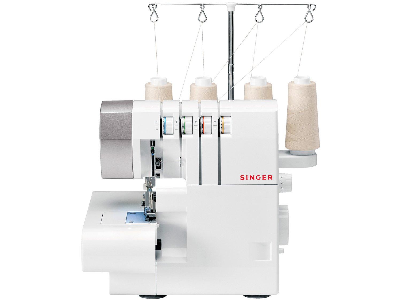Máquina de Costura Overloque Singer Ultralock 14SH754 - Branca - 110V