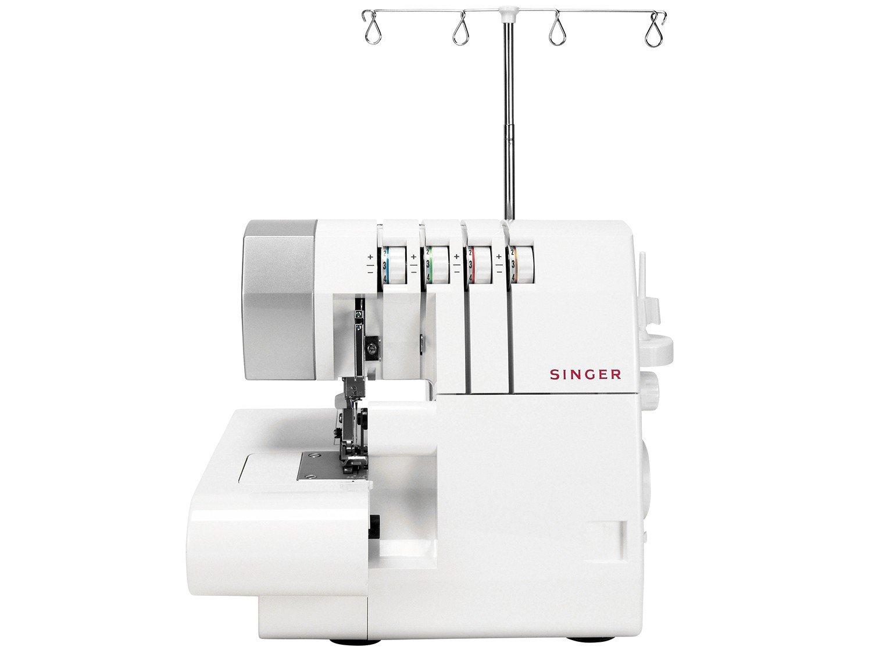 Máquina de Costura Overloque Singer Ultralock 14SH754 - Branca - 110V - 2
