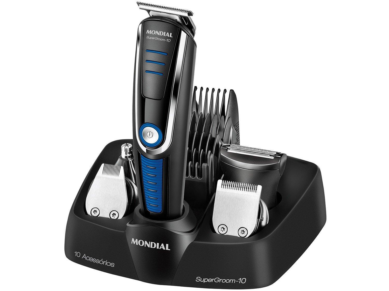 Conjunto Mondial Especial Barber KT 84 – Preto - 220v