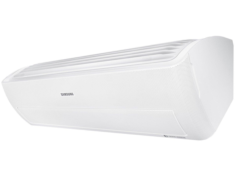 Ar-condicionado Split Samsung Inverter 18.000BTUs - Quente/Frio Wind Free AR18NSPXBWKNAZ - 220 V - 4