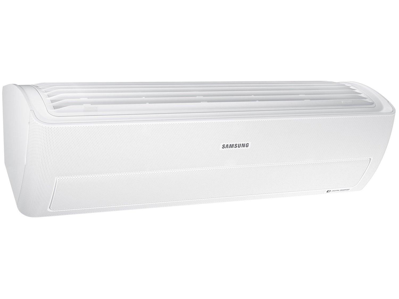 Ar-condicionado Split Samsung Inverter 12.000BTUs - Quente/Frio Wind Free AR12NSPXBWKNAZ - 220 V - 4