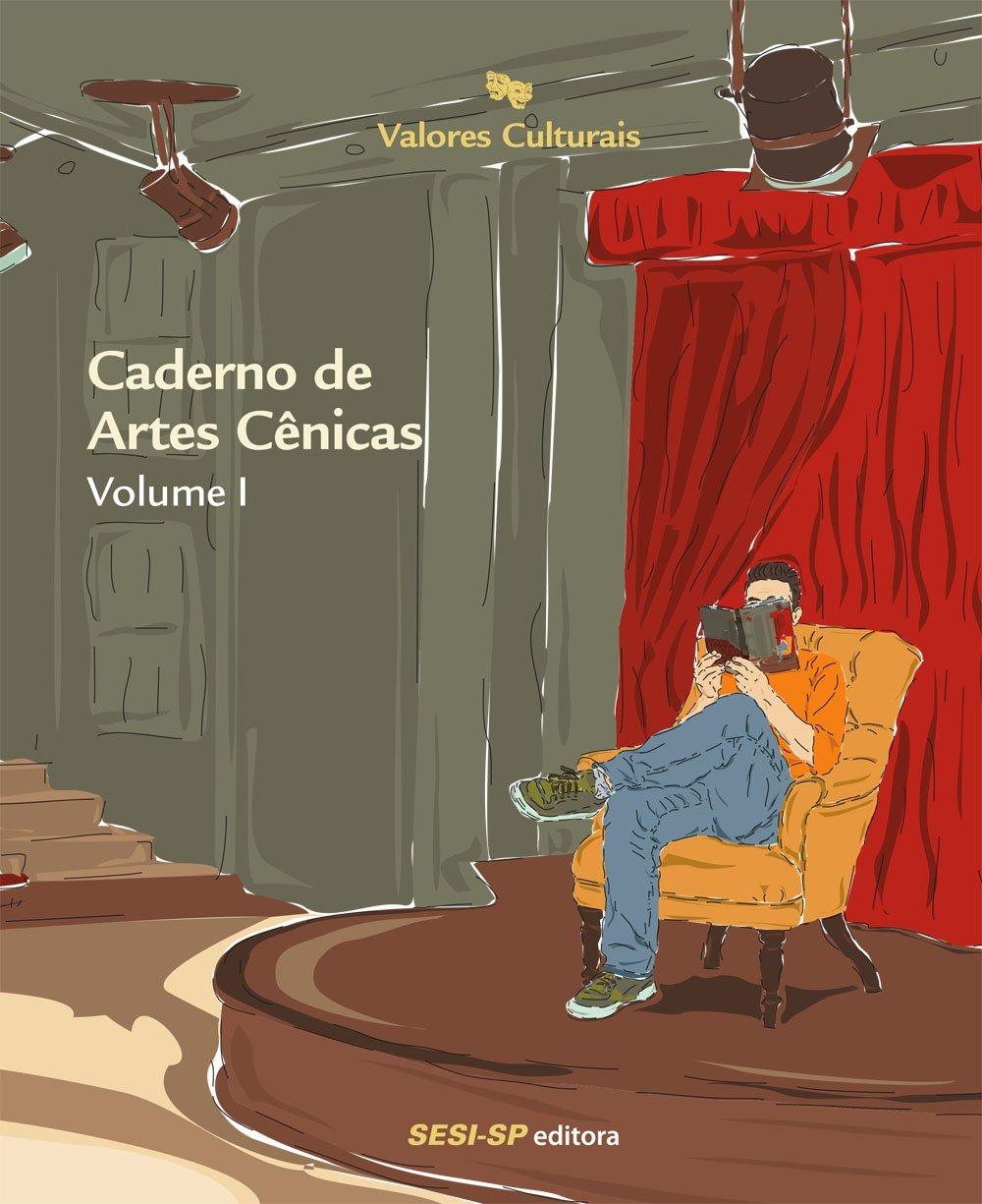 Foto 1 - Caderno de artes cênicas -