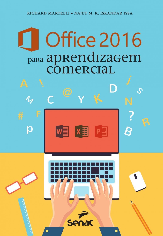 Office 2016 para aprendizagem comercial -