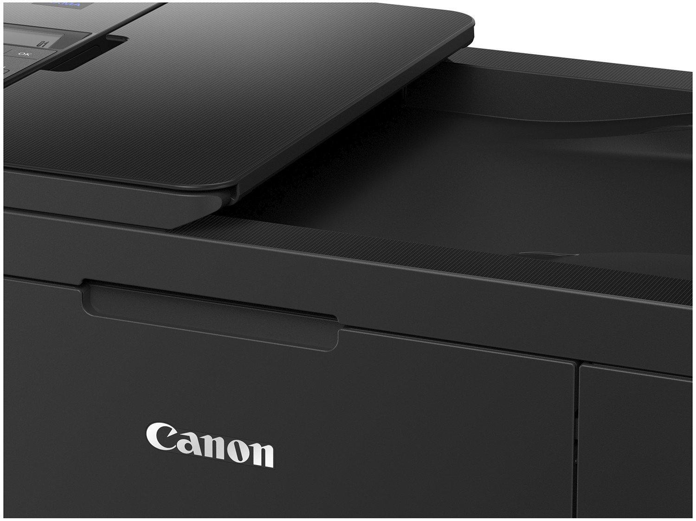 Foto 2 - Impressora Multifuncional Canon PIXMA E-4210 - Jato de Tinta Colorida Wi-Fi USB