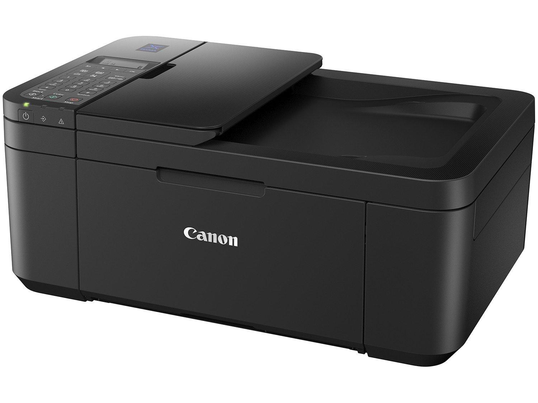 Foto 5 - Impressora Multifuncional Canon PIXMA E-4210 - Jato de Tinta Colorida Wi-Fi USB