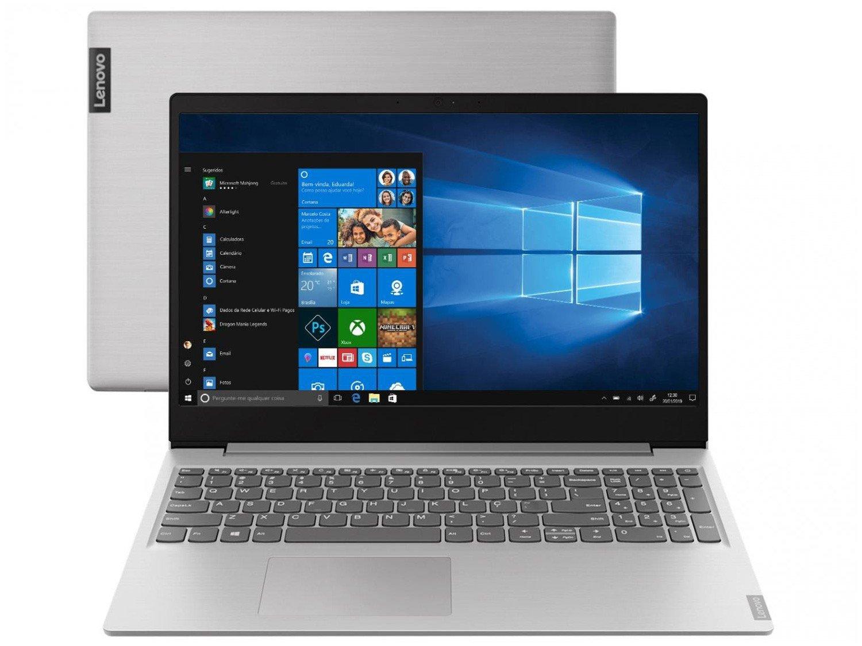 """Notebook Lenovo Core i5-8265U 8GB 1TB Tela 15.6"""" Windows 10 Ideapad S145"""