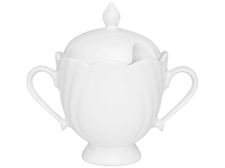 Jogo de Café com Bule e Xícaras de Porcelana - 14 Peças Oxford Soleil - 2