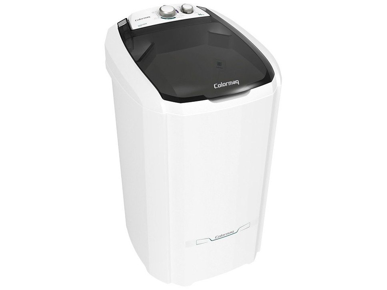 Lavadora Colormaq LCS16P Semiautomática com Reúso de Água Branca – 16Kg - 110v - 4