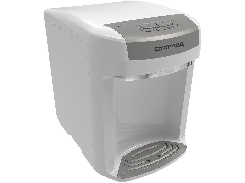 Purificador de Água Colormaq - Refrigerado Eletrônico Branco 603.1.001 - Bivolt - 8