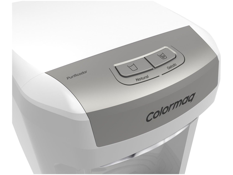 Purificador de Água Colormaq - Refrigerado Eletrônico Branco 603.1.001 - Bivolt - 12