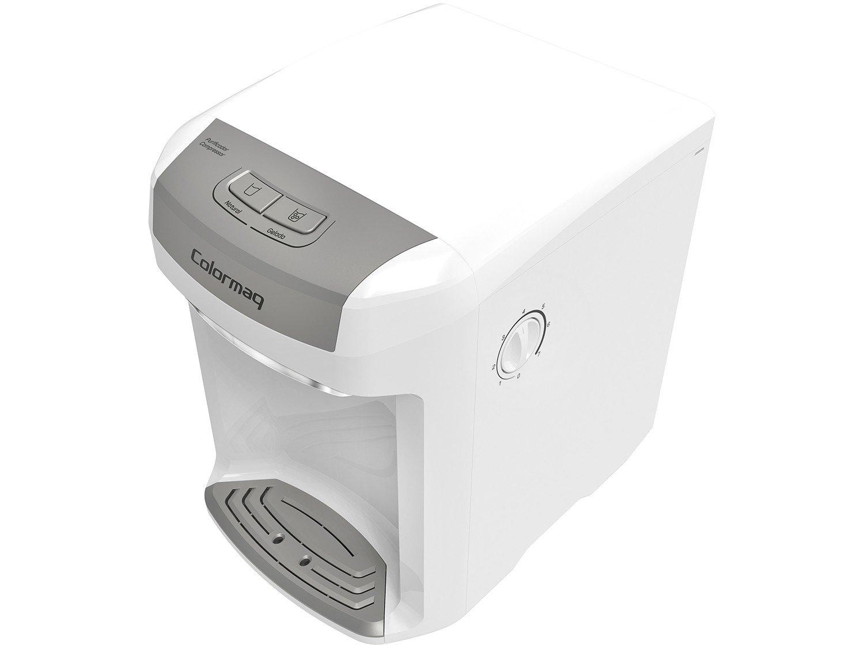 Purificador de Água Colormaq - Refrigerado por Compressor Branco 601.1.001 - 110 V - 2