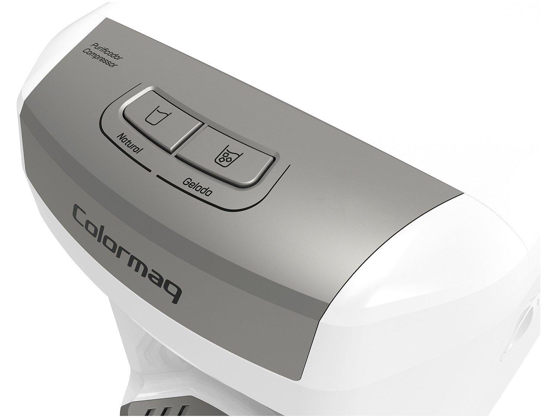 Purificador de Água Colormaq - Refrigerado por Compressor Branco 601.1.001 - 110 V - 4