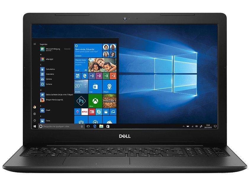 """Notebook Dell Inspiron i15-3583-A30P Intel Core i7 - 8GB 2TB 15,6"""" Placa de Vídeo 2GB Windows 10 - Bivolt - 3"""
