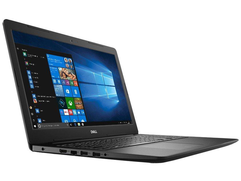 """Notebook Dell Inspiron i15-3583-A30P Intel Core i7 - 8GB 2TB 15,6"""" Placa de Vídeo 2GB Windows 10 - Bivolt - 4"""
