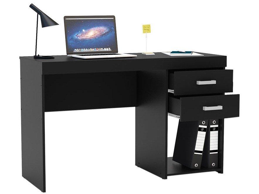 Foto 10 - Mesa e Estante para Escritório Politorno - Planalto