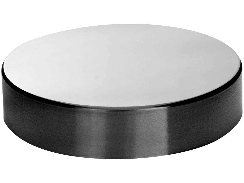 Jogo de Potes de Vidro Casambiente com Tampa - Redondo POVI120 3 Peças - 5