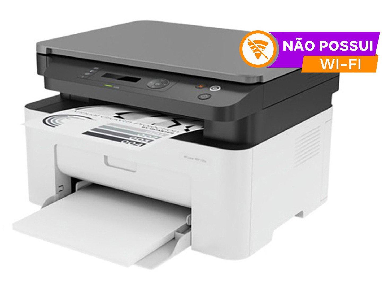 Foto 2 - Impressora Multifuncional HP Laser 135A - Preto e Branco USB