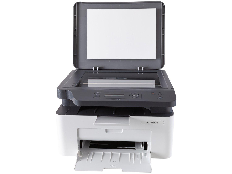 Foto 4 - Impressora Multifuncional HP Laser 135A - Preto e Branco USB