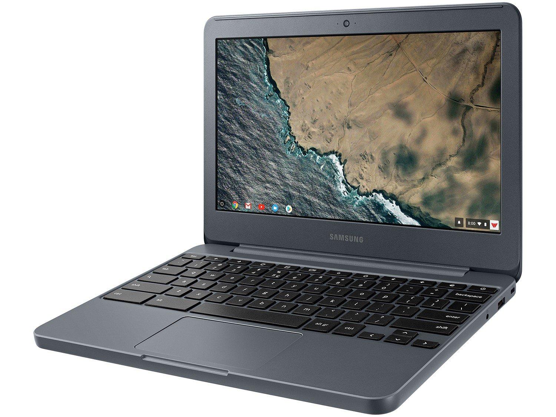 "Notebook Samsung Chromebook XE501C13-AD2BR - Intel Dual Core 4GB eMMC 16GB 11,6"" - Bivolt - 1"