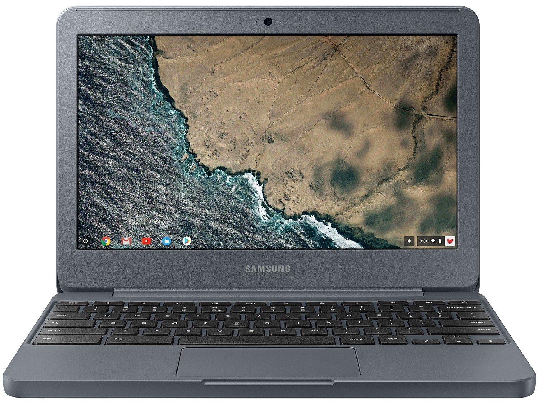 "Notebook Samsung Chromebook XE501C13-AD2BR - Intel Dual Core 4GB eMMC 16GB 11,6"" - Bivolt - 2"