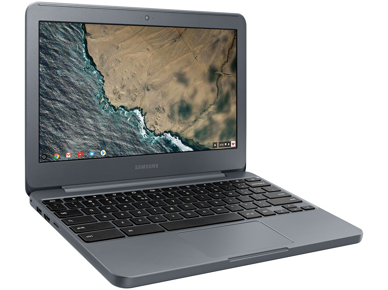 "Notebook Samsung Chromebook XE501C13-AD2BR - Intel Dual Core 4GB eMMC 16GB 11,6"" - Bivolt - 3"
