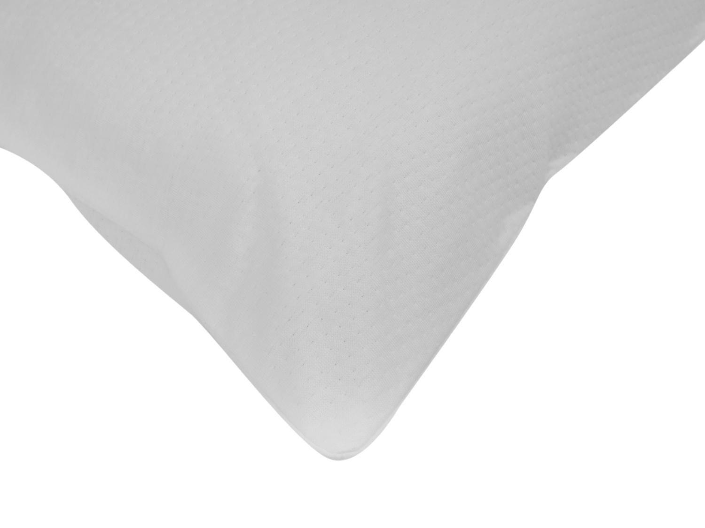 Capa para Travesseiro Impermeável Buddemeyer - Maison Branca 50x70cm - 2