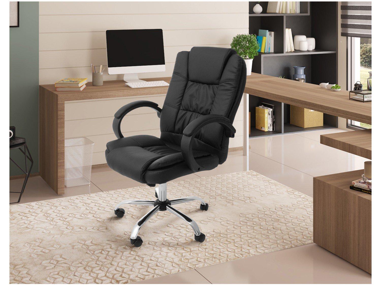 Cadeira de Escritório Presidente - Giratória PRE-002 Nell - 2