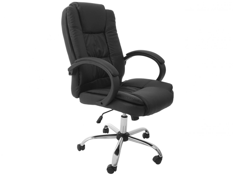 Cadeira de Escritório Presidente - Giratória PRE-002 Nell - 4