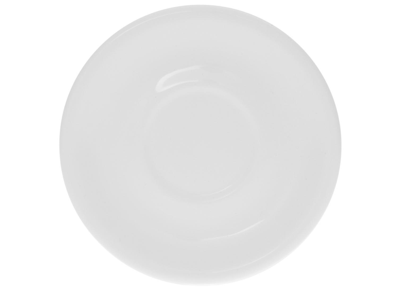 Aparelho de Jantar 20 Peças Porcelarte Cerâmica - Redondo Branco Prime - 3